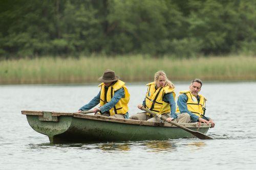 Eike Immel, Barbara Engel, Julia Biedermann kämpften beim Sommer-Dschungelcamp um den Wiedereinzug ins Dschungelcamp