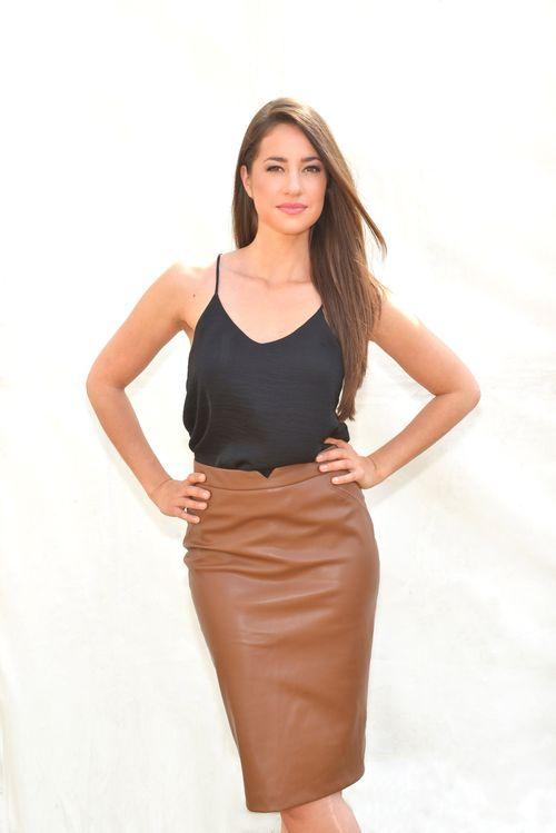 Elena Garcia Gerlach zeigt sich auch gerne mal sexy