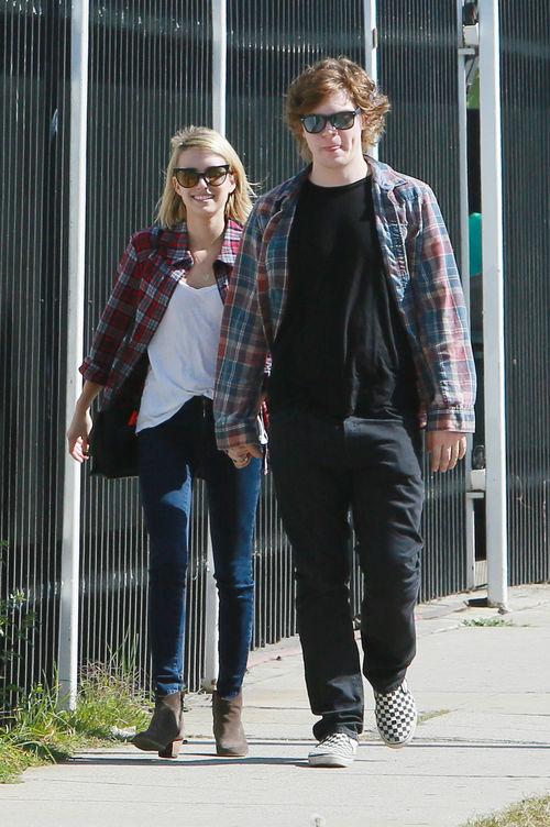 Emma Roberts und Evan Peters sind wieder ein Paar