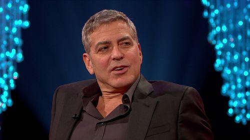 George Clooney hat seine Flitterwochen abgebrochen