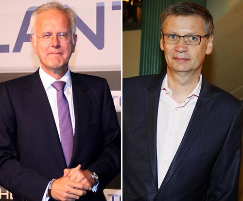 Harald Schmidt bemitleidet Günther Jauch