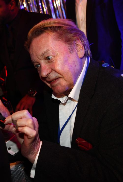 Helmut Berger wird 2013 am Dschungelcamp teilnehmen
