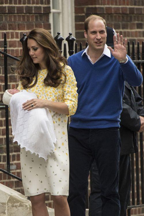 Wann wird bekannt gegeben, wie Prinz William und Kate ihre Tochter nennen werden?