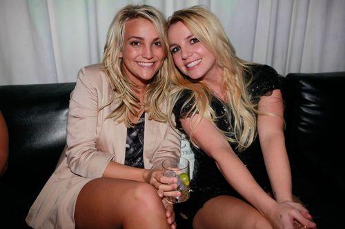 Britney Spears, Jamie Lynn Spears - Jamie Lynn und Britney Spears haben ein enges Verhältnis unter Schwestern