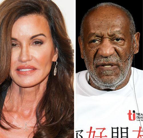 Janice Dickinson verklagt Bill Cosby