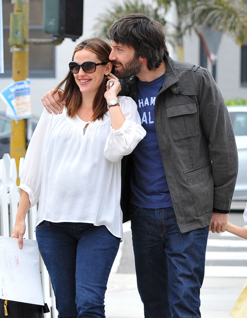 Jennifer Garner und Ben Affleck sind glcklich wie eh und je