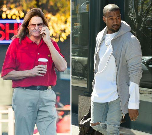 Kanye West war Bruce Jenner eine große Stütze