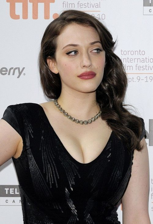 Kat Dennings ist eigentlich wirklich hübsch und sexy