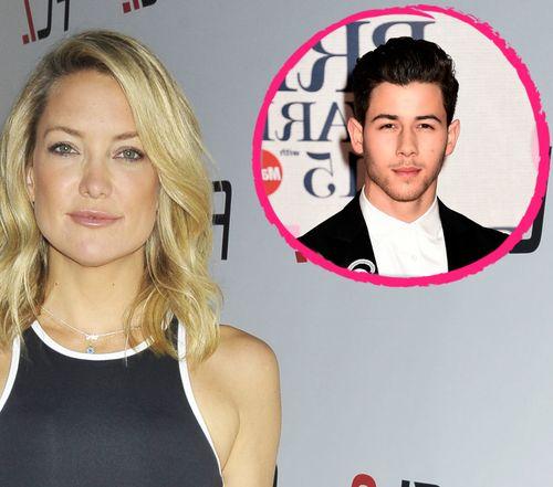 Kate Hudson und Nick Jonas: Ist alles nur eine lustige Affäre?