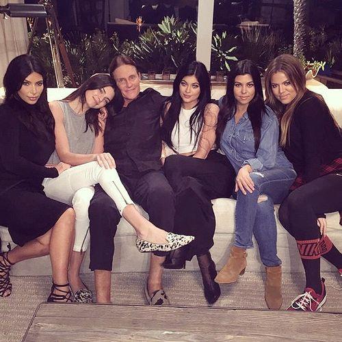 Bruce Jenner bekommt nach seinen offenen Worten die volle Unterstützung von seiner Familie