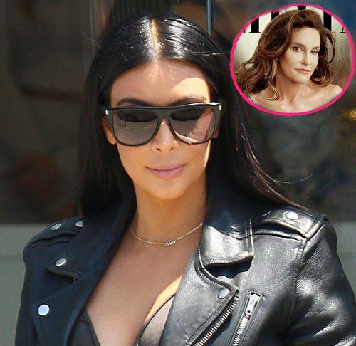 Kim Kardashian wusste von Caitlyns Wunsch, eine Frau zu werden
