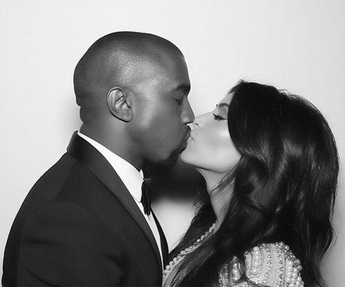 Kim & Kanye können heute ihren Hochzeitstag feiern