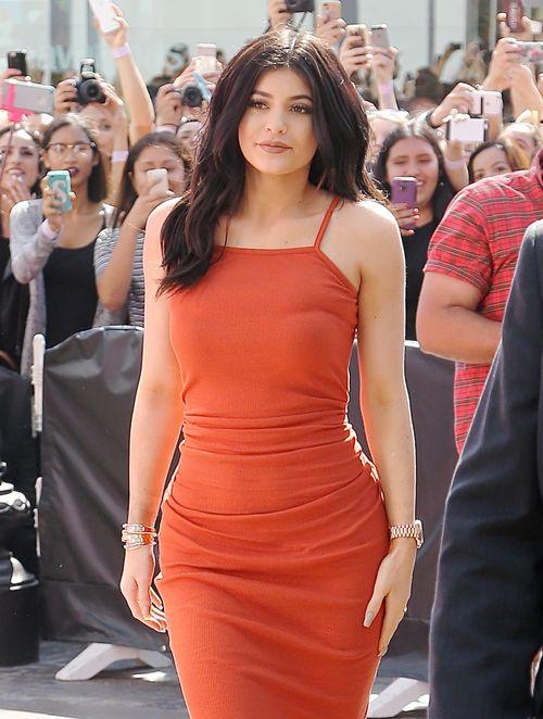 Kylie Jenner war als Kind sehr krank