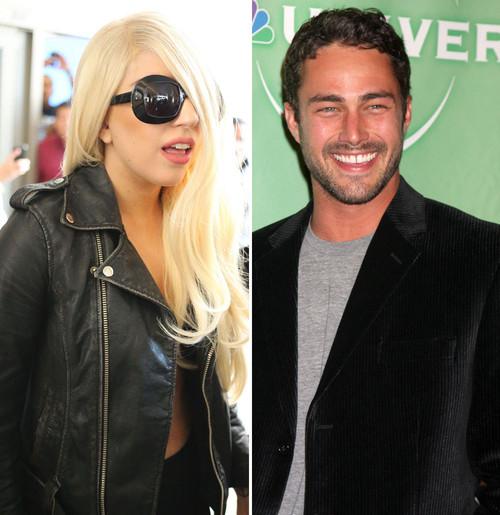 Lady GaGa genoss ein Date mit ihrem Freund Taylor Kinney und zwar im Restaurant ihres Vaters