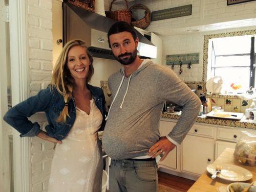 Leah und Brandon Jenner erwarten Nachwuchs