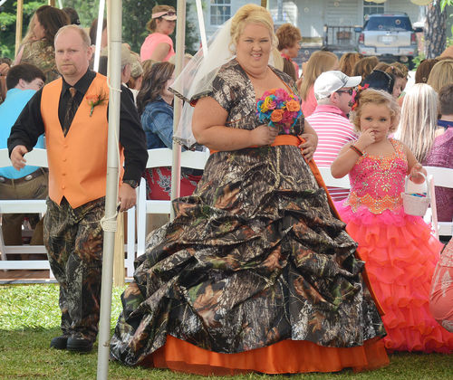 Mama June hat geheiratet