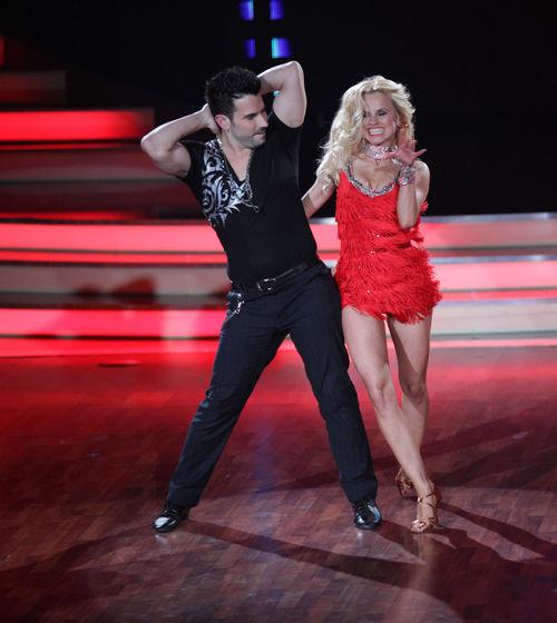 """Marc Terenzi und Sarah Latton tanzen bei """"Let's Dance"""" zusammen"""