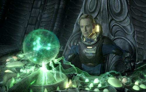 """Michael Fassbender wird in """"Prometheus"""" zum Androiden"""