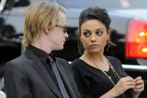 Acht Jahre lang waren Mila Kunis und Macaulay Culkin ein Paar