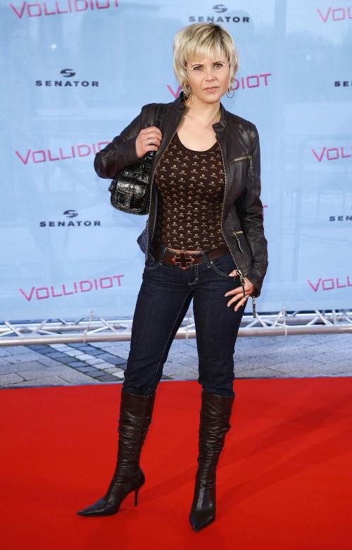 Ex-Erotik-Darstellerin Gina Wild ist mittlerweile besser bekannt unter ihrem echten Namen Michaela Schaffrath