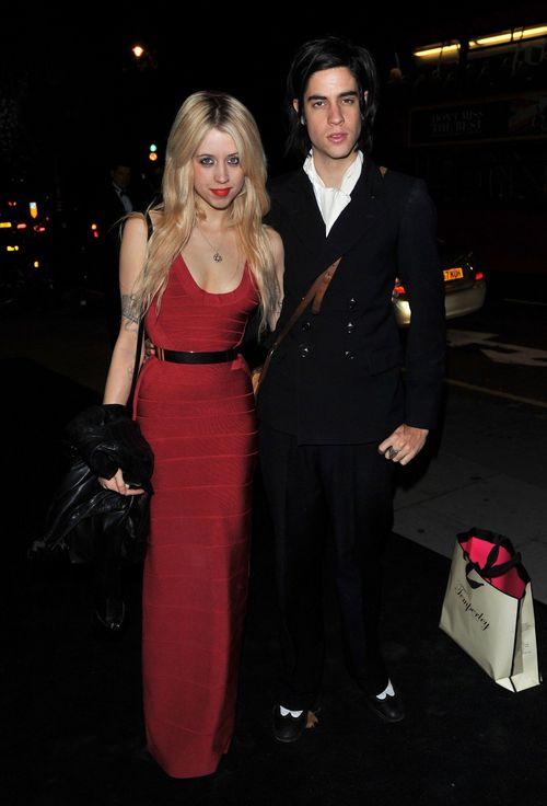 Peaches Geldof und ihr Verlobter Thomas Cohen erwarten ein Baby