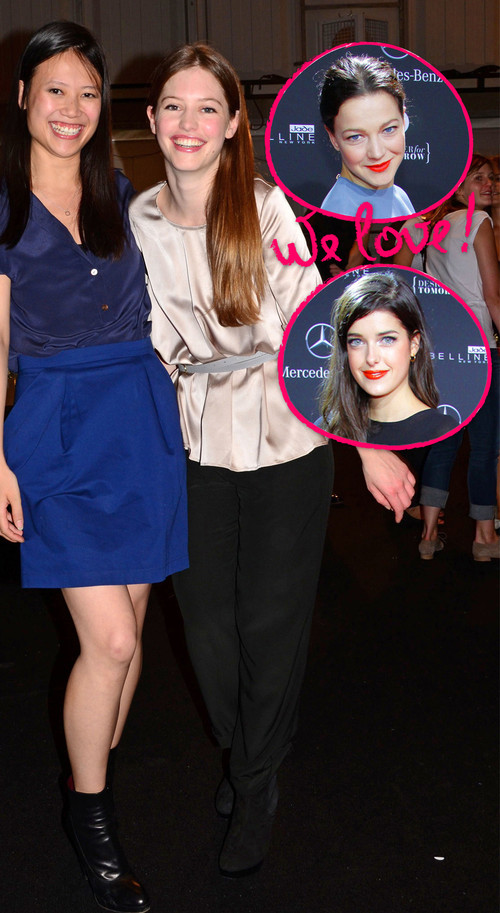 Johanna Perret und Tutia Schaad sind mit ihrem Label Perret Schaad echte Stars der Modebranche