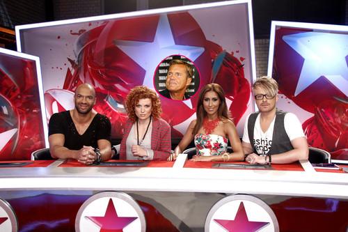 Die Popstars-Jury geht respektvoll mit ihren Kandidaten um