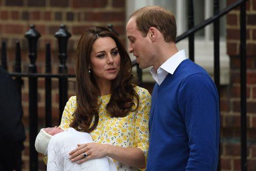Herzogin Kate sorgte sich, ob ihre Tochter frieren würde