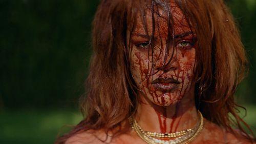 Rihanna wird in ihrem neuen Video zu einem Rache-Engel
