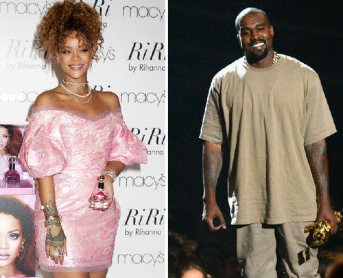 Rihanna würde Kanye West als US-Präsident wollen