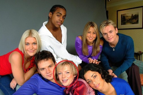 The gallery for --> S Club 7 Hannah And Paul