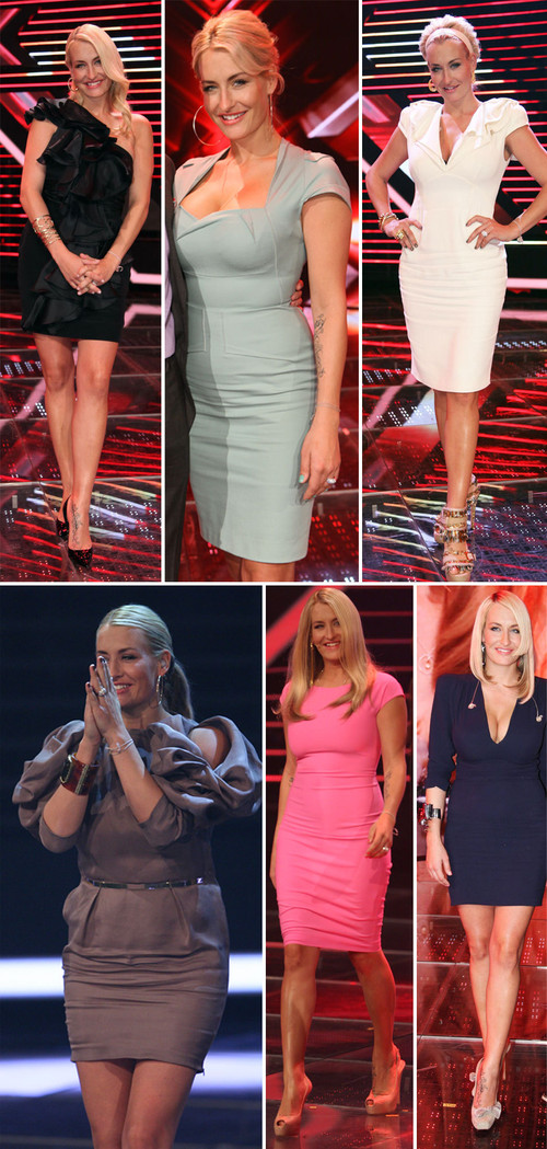 Welches war Sarah Connors schönstes Show-Outfit?