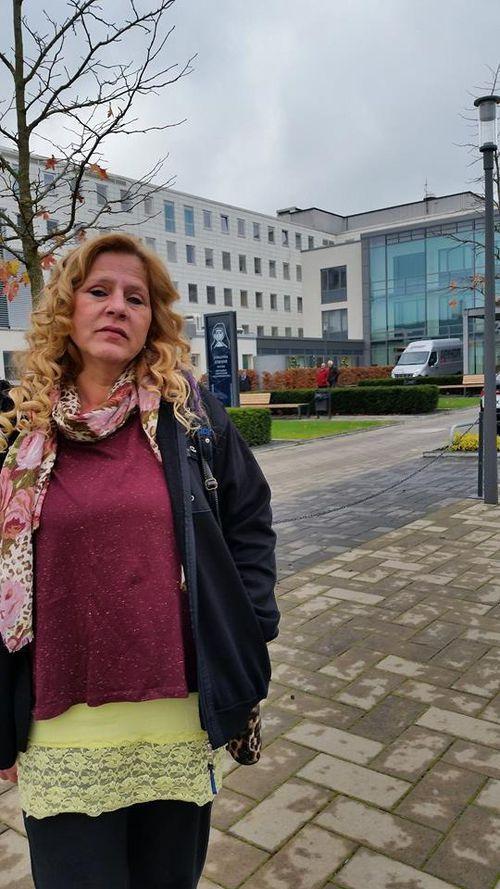 Silvia Wollny nahm der Unfall von Sarah-Jane sehr mit
