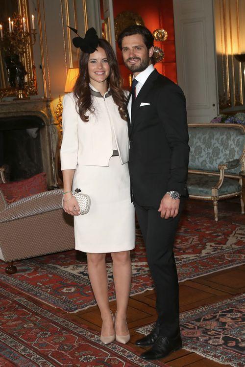 Sofia Hellqvist und Prinz Carl Philip von Schweden feiern am 12. Juni ihren Polterabend
