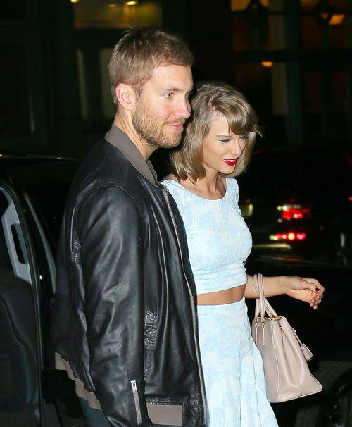 Ziehen Calvin Harris und Taylor Swift nun zusammen?
