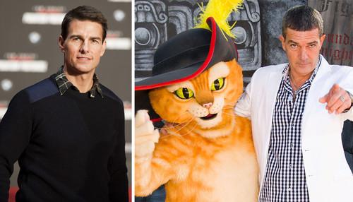 """""""Der gestiefelte Kater"""" verwies Tom Cruise und """"Mission: Impossible"""" auf den zweiten Platz der Kinocharts"""