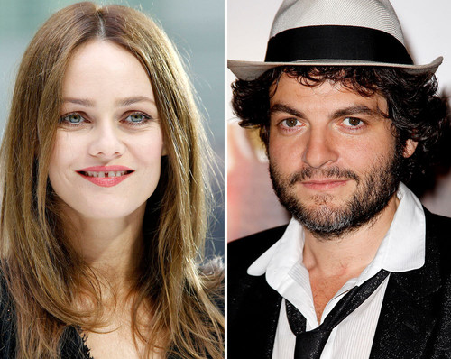 Vanessa Paradis wurde auch eine Affre nachgesagt - mit dem Musiker Matthieu Chedid