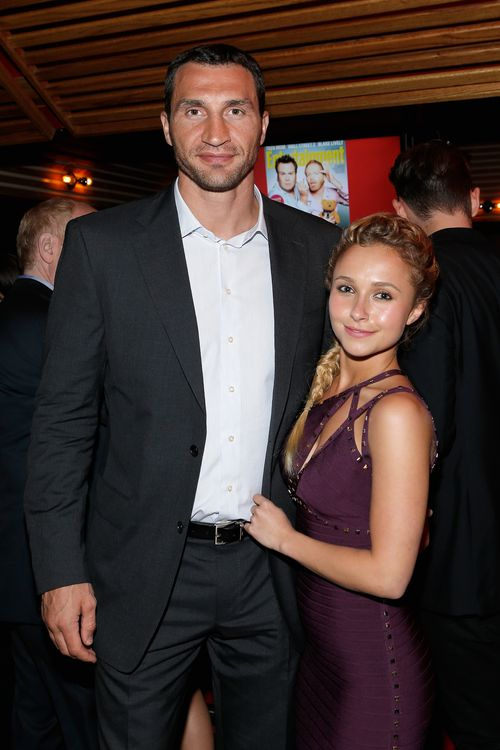 Wladimir Klitschko und seine Hayden sind seit 2013 verlobt
