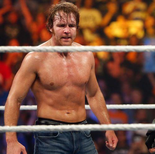 WWE-Wrestler Dean Ambrose entging knapp einer Fan-Attacke