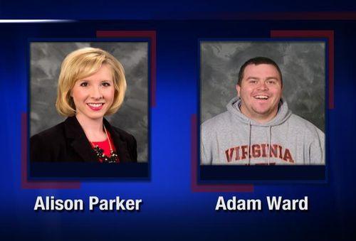 Alison Parker und Adam Ward wurden von einem ehemaligen Kollegen ermordetet