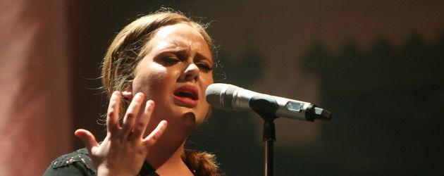 Adele ist traurig 2