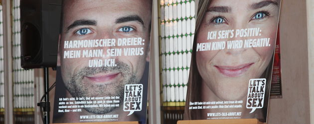 Aids Gala-Kampagne