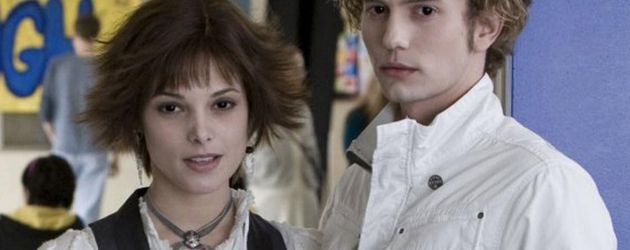 Ashley Greene und Jackson Rathbone in Twilight