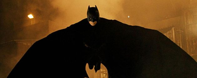 "Batman fliegt auch 2012 in ""The Dark Knight Rises"""