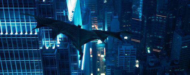 Batman springt