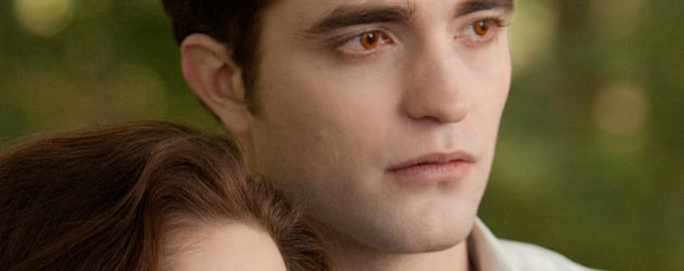Bella und Edward in Breaking Dawn 2