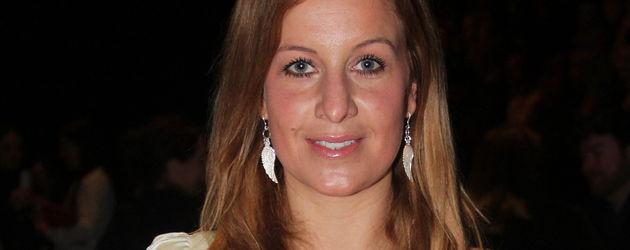 Charlotte Engelhardt bei der Blacky Dress Show