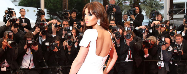 Cheryl Cole in Cannes 2012
