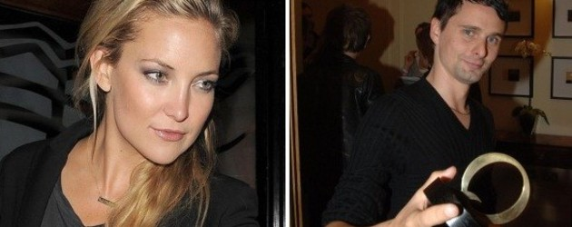 Collage: Kate Hudson und Matthew Bellamy