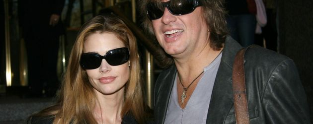 Denise Richards und Richie Sambora 2007